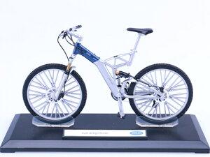送料無料 あす楽 ザッカPAP 1/10スケール ジャーマン自転車コレクション アウディ マウンテンバイク(MTB) 自転車模型 1BOX ミニチュア レプリカ ミニチュア 雑貨 ミニバイク MTB bike おしゃれ