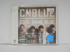 【中古CD】CNBLUE/CODE NAME BLUE