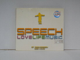 【中古CD】SPEECH LOVE LIFE MUSIC