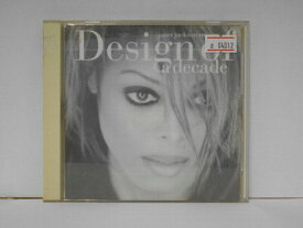 【中古CD】janetjackson design of a decade 1986/1996