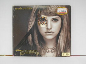 【中古CD】truth or dare AUTOMATIC LOVELETTER