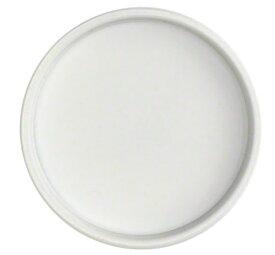 BIDOOR(ビドー) PS-122 ステン穴無平円丸 コートホワイト サイズ中