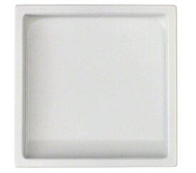 50個入 BIDOOR(ビドー) PS-41 量産ステンチリ角 穴無 コートホワイト サイズ特中
