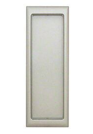 20個入 BIDOOR(ビドー) PZ-660 エポック シルバー 105mm