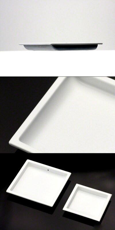 【セール(箱は20%OFF)】PS-41量産ステンチリ角穴無コートホワイト特中50個入@223円(税抜)【納期:即納1】