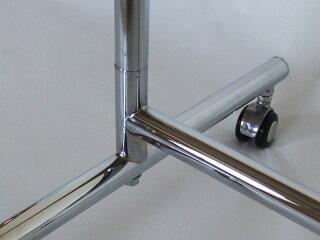 ハンガーラックプロF1200イメージ5・金属部品のみ使用完全溶接