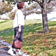 【Biencoビアンコ】ポニーメッシュショルダーバッグポニーメッシュショルダーリボン軽量国産日本製