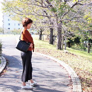 【Biencoビアンコ】牛革ポシェットレディースバッグショルダー斜めがけポシェットステッチ日本製