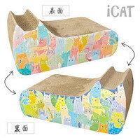 iCat アイキャット オリジナル つめとぎ ネコの仲間たち