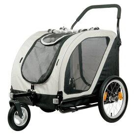 AirBuggy for dog エアバギー ドッグカート ペットカート NEST ネスト 大型犬 中型犬 多頭飼育