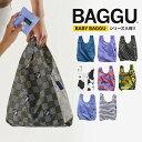【新柄入荷】 BAGGU BABY バグー バグ エコバッグ ベイビーサイズ ナイロン ショッピングバッグ マイバッグ レジ袋有…