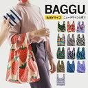 【新柄入荷】 BAGGU BABY バグー バグ エコバッグ ベイビーサイズ ナイロン ショッピングバッグ マイバッグ レジ袋 ト…
