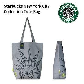 スターバックス スタバ ニューヨークシティーコレクション トートバック 自由の女神 statue of liberty ニューヨーク限定 Starbucks New York City Collection Tote Bag ST TOTE SOL