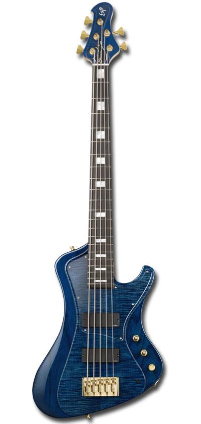 【受注生産】ESP STREAM-CTM-SL5 / MARINE BLUE