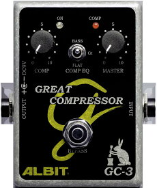 ALBIT GC-3 GREAT COMPRESSOR