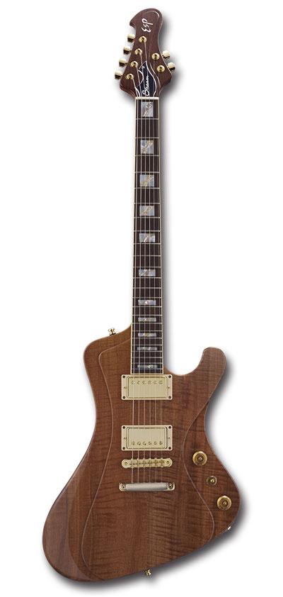 【新製品・受注生産】ESP STREAM-GT Custom / Natural