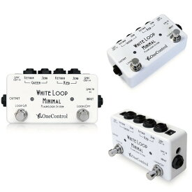One Control Minimal Series White Loop -Flash Loop with 2DC OUT-