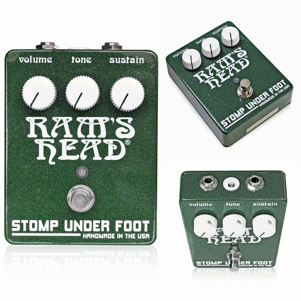 "Stomp Under Foot 1974 Ram's Head V2 ""Lucky 13"""