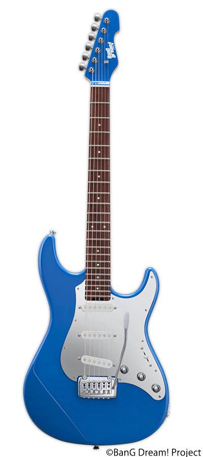 【ESP×BanG Dream!コラボギター】BanG Dream! SNAPPER TAE【ご予約商品 納期4〜6カ月】ご予約商品のため代金引換はご利用いただけません