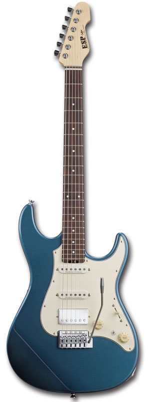 【受注生産】ESP SNAPPER-AL/HR Supreme Blue