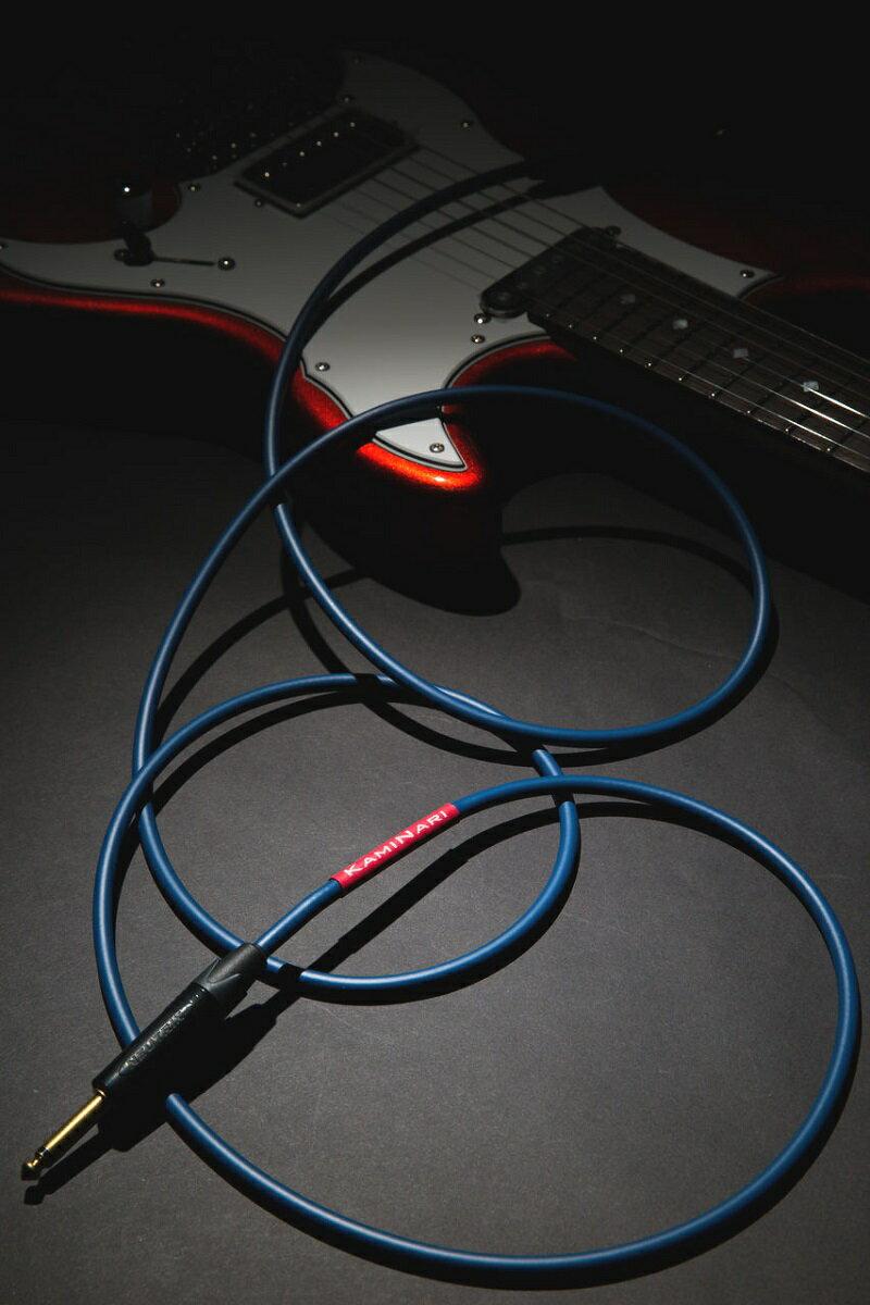 KAMINARI GUITARSElectric Guitar Cable K-GC3SS(3mSS)