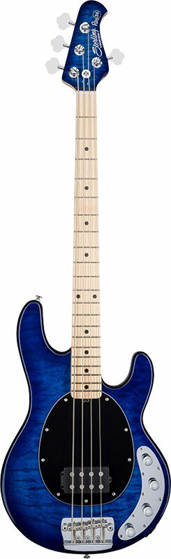 Sterling by MUSICMAN RAY34QM / Neptune Blue