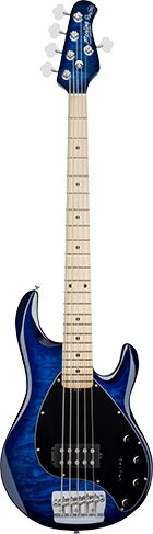 Sterling by MUSICMAN RAY35QM / Neptune Blue