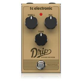 tc electronic / DRIP SPRING REVERB