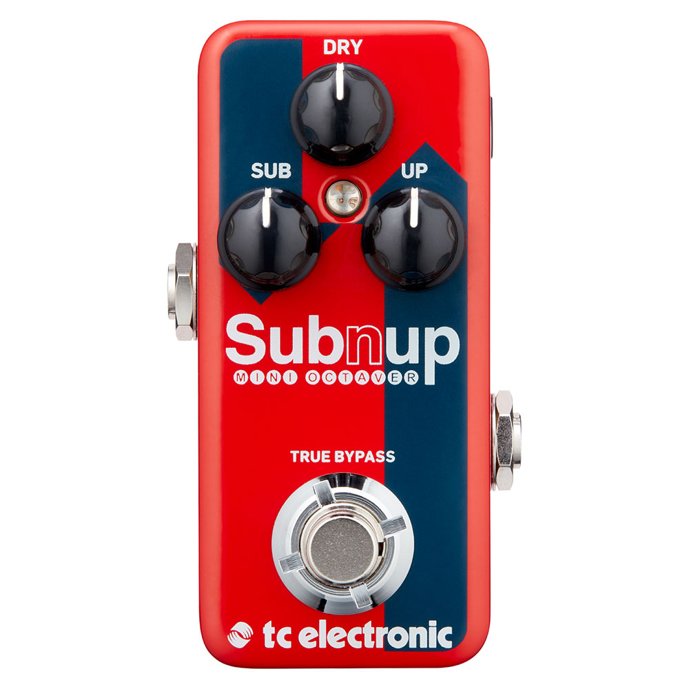 tc electronic / SUB 'N' UP MINI OCTAVER