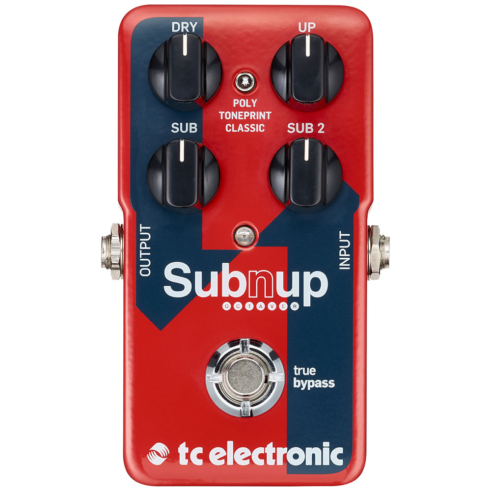 tc electronic / SUB 'N' UP OCTAVER