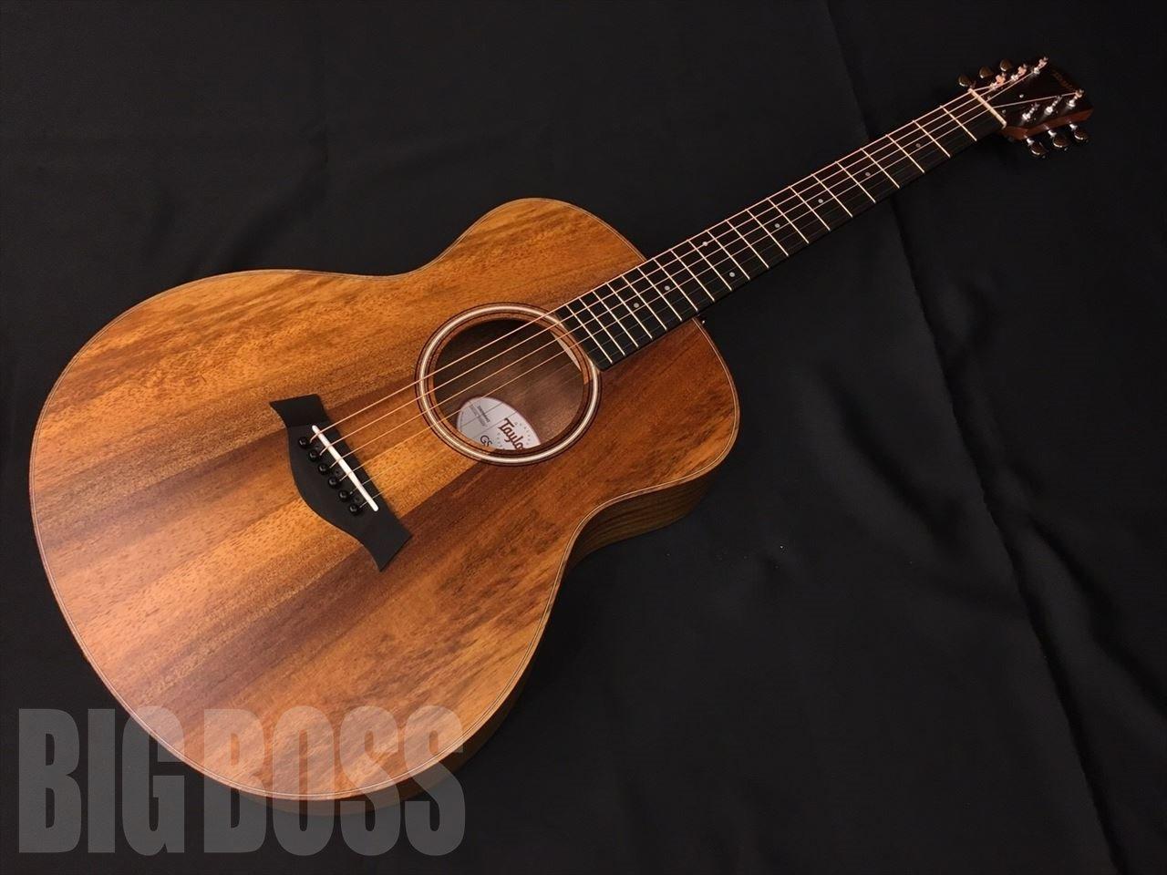 【即納可能】【エレアコギター】Taylor GS Mini-e Koa