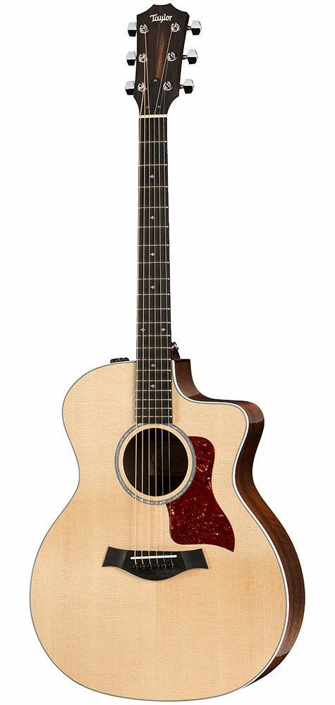 【エレアコギター】Taylor 214ce-CF DLX