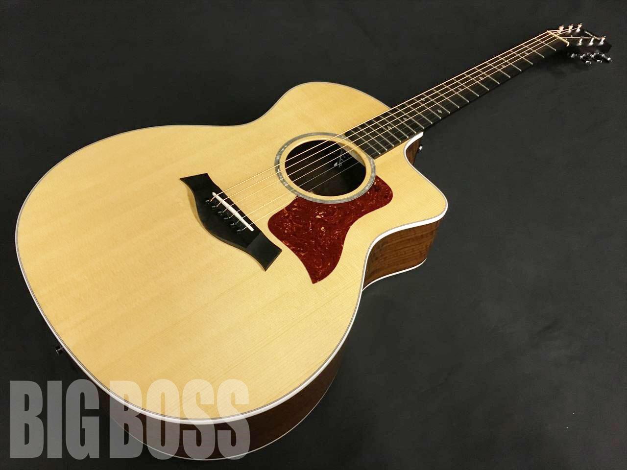 【即納可能】【エレアコギター】Taylor 214ce-CF DLX