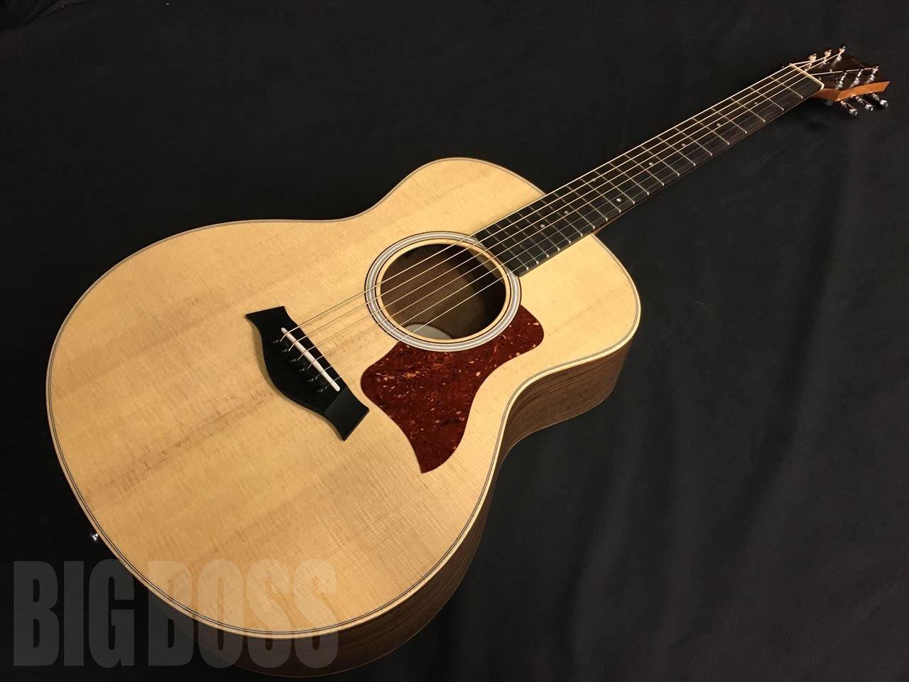 【即納可能】【エレアコギター】Taylor GS Mini-e Walnut