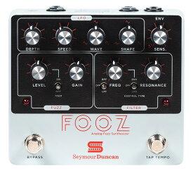 Seymour Duncan / FOOZ -Analog Fuzz Synthesizer- [セイモアダンカン][アナログファズシンセサイザー]