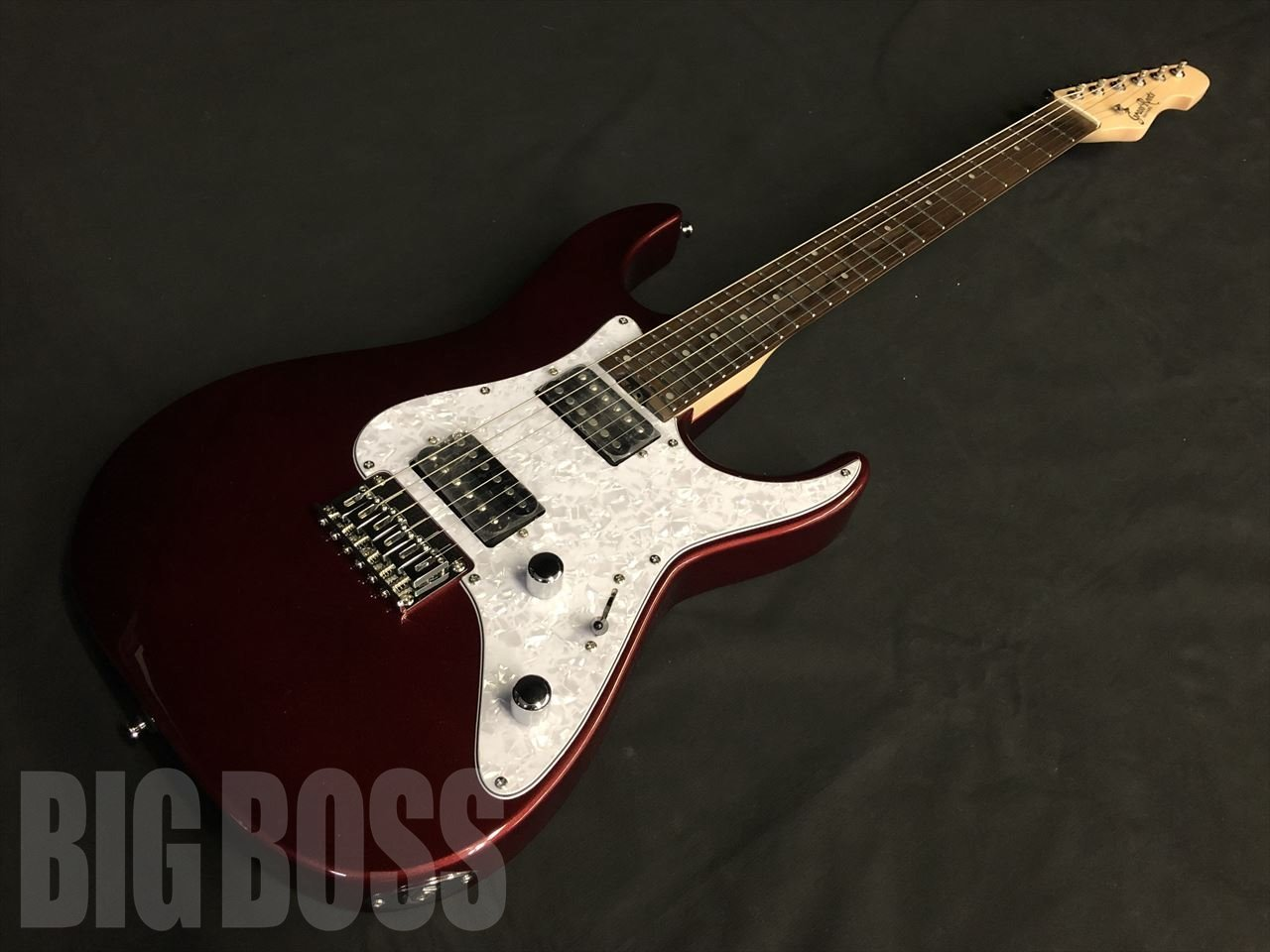 【即納可能】GrassRoots G-MR-45DX / Metallic Red