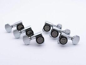 【ESP Parts】SG360-07 L3+R3 SET MG-TB Chrome[パーツ/ペグ/MAGNUM LOCK TRAD/マグナムロックトラッド/両連用/クローム]