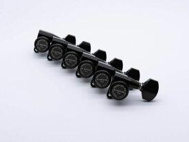 【ESP Parts】SG360-07-L MG-TB LONG SET Black[パーツ/ペグ/MAGNUM LOCK/マグナムロック/片連用/L側/ブラック]