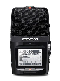 [ズーム][ハンディレコーダー] ZOOM / H2N【メーカーお取り寄せ】