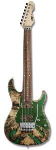 "ESP SNAPPER-7 Joe-G Custom ""Potalist-7"") Joe・G Signature Model [イーエスピー][エレキギター][国産,MADE IN JAPAN][7弦ギター] [メンテナンス無料] 【受注生産】"