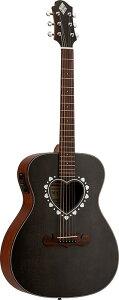 Zemaitis CAF-80H Denim Black [ゼマティス][エレアコ][エレクトリックアコースティックギター][オーケストラモデル][国内正規品] [メンテナンス無料] [お取り寄せ]