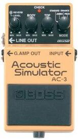 BOSS / Acoustic Simulator AC-3