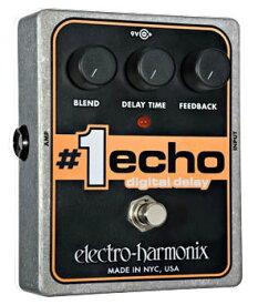 Electro-harmonix #1 ECHO [デジタル・ディレイ]