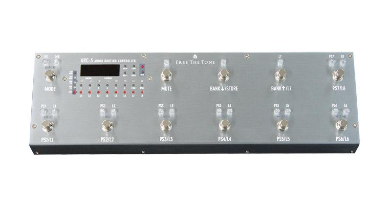 Free The Tone / Routing Controller ARC-3