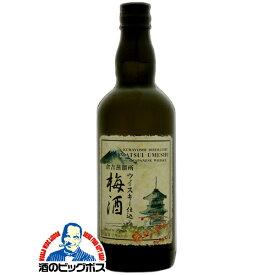 マツイ梅酒 ウイスキー仕込 14度 700ml 松井酒造【家飲み】