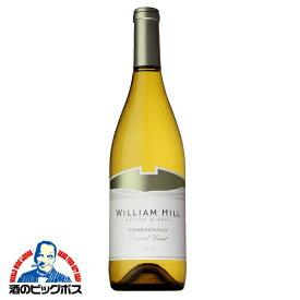 サントリー ワイン ウィリアムヒル セントラルコースト シャルドネ 750ml