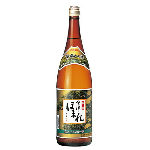 会津ほまれ 佳撰 本醸造 1800ml