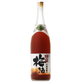 瑞泉 沖縄黒糖入 梅酒12度 1800ml【家飲み】
