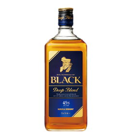 ウイスキー NEWボトル ニッカウヰスキー ブラックニッカ ディープブレンド 45度 700ml【家飲み】