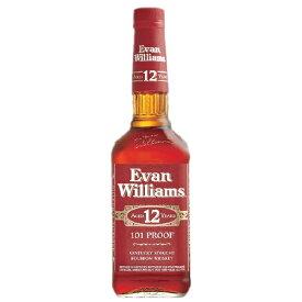 バーボン ウイスキー エヴァン ウィリアムス 12年 750ml 正規品